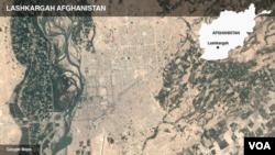 Lashkargah, Afghanistan.