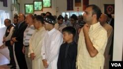 Američki Muslimani obilježavaju Bajram u Virdžniji, arhivski foto