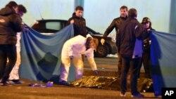انیس عامری در درگیری با پلیس ایتالیا در میلان کشته شد.