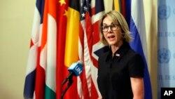 Nova američka ambasadorka u UN Keli Kraft