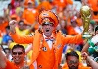 Netherlands fan.