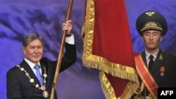 Almaz Atambayev qasamyod keltirdi