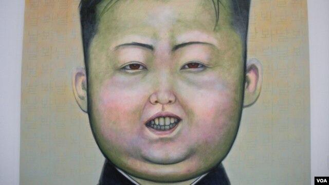 Lãnh tụ Bắc Triều Tiên Kim Chính Ân (Kim Jong Un).