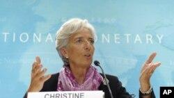 Υπέρ μεταρρυθμίσεων στο ΔΝΤ η Κριστίν Λαγκάρντ