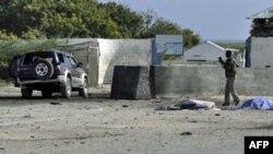 Autorë të sulmeve vetvrasëse sulmojnë aeroportin në Mogadishu