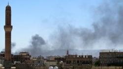 صحنه ای از نا آرامی ها در یمن، ۳۱ مه ۲۰۱۱