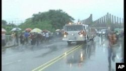 ضربات مهلک طوفان آیرین بر جزایر باهاما