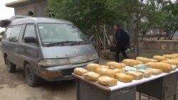 بازداشت صد کیلوگرام تریاک در جوزجان