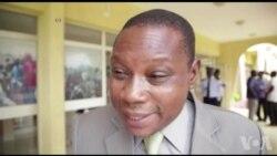 Alassane Sakandé élu président de l'assemblée nationale au Burkina (vidéo)
