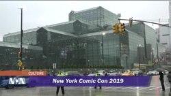 Le Comic Con de New York