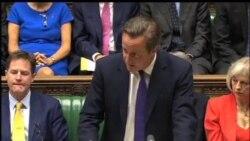 بریتانیا به ائتلاف جهانی در جنگ علیه گروه دولت اسلامی پیوست