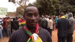 Emboldened By Stay Away, Zimbabwean Student Calls On Mugabe To Step Down