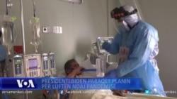 Presidenti Biden paraqet planin për luftën ndaj pandemisë