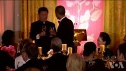 奥巴马:海纳百川 邀人权人士出席国宴