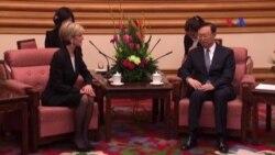Úc nói TQ 'phản bác' tin về phi đạn trên đảo Phú Lâm