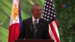 TT Obama sẽ nêu vấn đề Biển Đông trong cuộc họp ASEAN