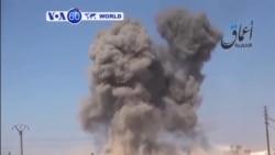 VOA60 Duniya: ISIS a Turkiyya da Siriya Oktoba 8, 2014