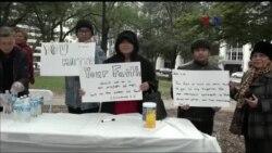 Bakti Sosial Gereja Kristen Protestan Indonesia Amerika di Washington DC