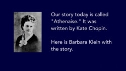 Athenaise by Kate Chopin