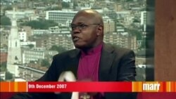 Archbishop of York Wears Collar 10 Years After Waiting on Mugabe's Resignation