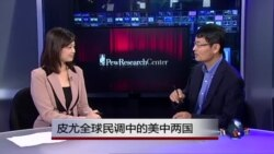时事看台:皮尤全球民调中的美中两国