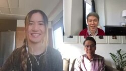 คุยข่าวกับ VOA Thai ในรูปแบบ work from home ประจำวันพุธที่ 13 พฤษภาคม 2563
