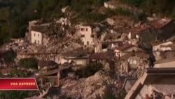 Miền trung nước Ý rung chuyển vì các đợt hậu chấn