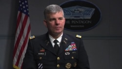 Pentagon Islamic State