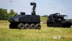 หน่วยงานพิทักษ์สิทธิมนุษยชนเรียกร้องให้มีการห้ามใช้หุ่นยนต์ติดอาวุธทางทหาร