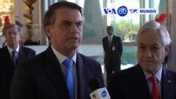 Manchetes Mundo 29 Agosto 2019: Bolsonao critica novamente Macron