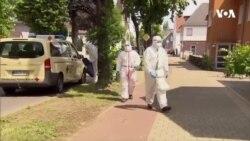 Qapanmadan çıxmağa hazırlaşan Almaniya və Britaniyada yeni virus dalğası