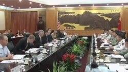 美中高級軍事官員北京會談