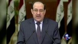 美国官员称伊拉克要求美国空袭支持