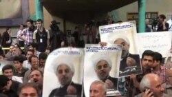 伊朗當選總統出人意料獲勝後發表全國講話