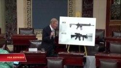 Thượng viện Mỹ bác bỏ các dự luật siết chặt kiểm soát súng