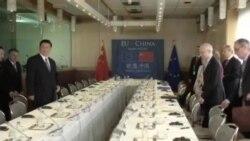 چشم انداز قرارداد تجاری چند میلیارددلاری چين با اروپا