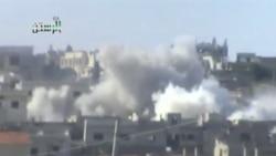 Violencia sin límite en Kobani
