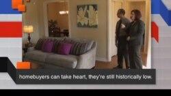 Học từ vựng qua bản tin ngắn: Mortgage (VOA News Words)