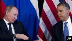 امریکہ اور روس کے صدور