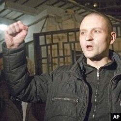 Sergey Udaltsov 1 million kishilik namoyishlarga chaqirmoqda
