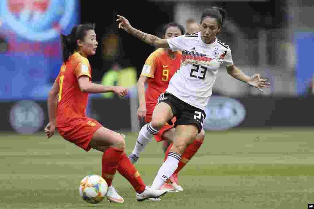 رقابت های جام جهانی فوتبال زنان در نُه میدان ورزشی فرانسه برگزار می شود و قرار است رقابت نهایی این جام به تاریخ هفتم ماه جولای برگزار شود