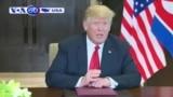 TT Trump dọa tăng thuế chống Trung Quốc