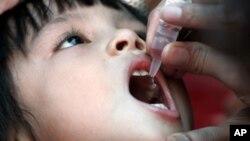پاکستان میں پولیو وائرس کا شکار بچوں کی تعداد 51