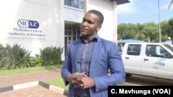 Shingai Douglas Gwatidzo, the Medicines Control Authority of Zimbabwe spokesman warns citizens against seeking out black market medical drugs.
