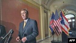 Chủ tịch Hạ viện Boehner nói các nhà lập pháp chưa đạt được thỏa hiệp với Tổng thống về ngân sách để có thể tránh việc chính phủ đóng cửa vào cuối tuần này