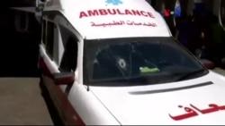 Gazze Hastaneleri Yaralı Doldu