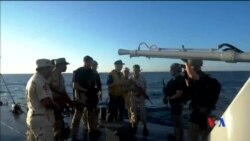 2015-11-24 美國之音視頻新聞: 美柬海軍在泰國灣聯合演習