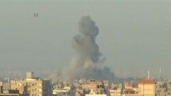 以色列持續對加沙地帶發動致命空襲