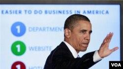 Obama hizo el adelanto de su discurso el mismo día en que se realizaron las primarias republicanas en Carolina del Sur.
