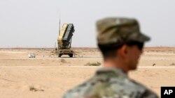 سعودی عرب نے میزائل حملے روکنے کے لیے امریکی میزائل ڈیفنس سسٹم نصب کر رکھا ہے۔